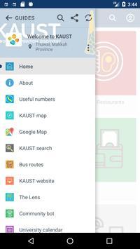 KAUST Events screenshot 2