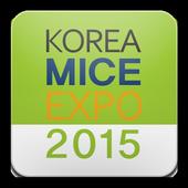 KOREA MICE EXPO 2015 icon