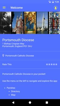 Portsmouth Catholic Diocese poster