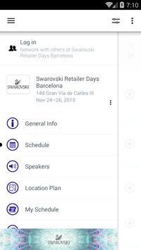 Swarovski CEEMEA Retailer Days apk screenshot
