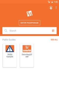 SHSU Guidebook apk screenshot
