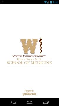 WMU School of Medicine poster
