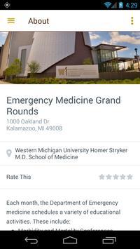WMU School of Medicine apk screenshot