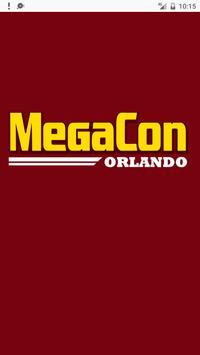MegaCon Orlando Guide poster