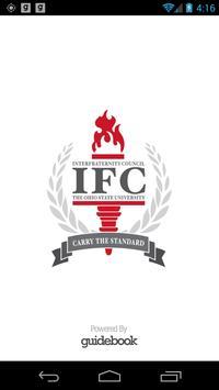 Ohio State IFC poster