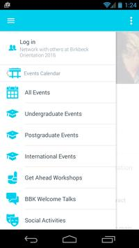 Birkbeck, University of London screenshot 3