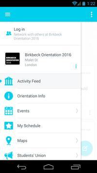 Birkbeck, University of London screenshot 1