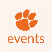 Clemson University Events icon