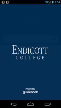 Endicott College Guides poster