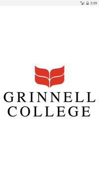 Grinnell College Events poster