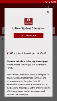 IU First Year Experience apk screenshot