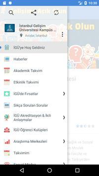 İstanbul Gelişim Üniversitesi screenshot 2
