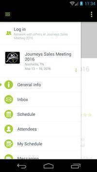 Journeys Sales Meeting apk screenshot