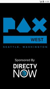 PAX West Mobile App poster