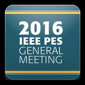 2016 IEEE PES General Meeting ikona