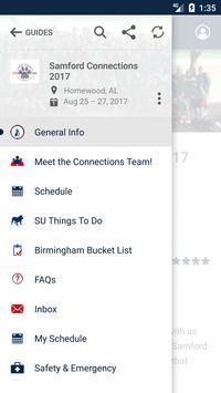 Samford University Guides screenshot 2
