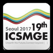 19th ICSMGE icon