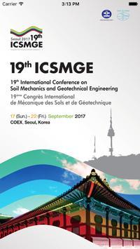 19th ICSMGE poster