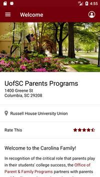 UofSC Parent & Family Programs screenshot 1