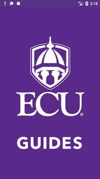 East Carolina University Guide poster