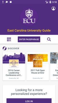 East Carolina University Guide screenshot 1