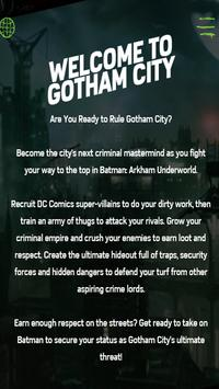Guide Batman arkham underworld apk screenshot