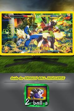 Guide for DRAGON BALL XENOVERSE poster