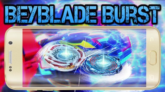 New Beyblade Burst Tips poster