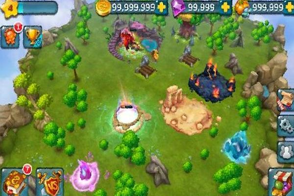 dragon mania v3 0.0 mod apk free download