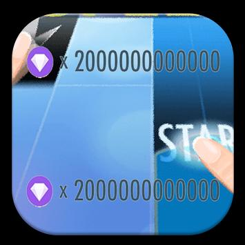 Diamonds Piano Tiles 2 apk screenshot