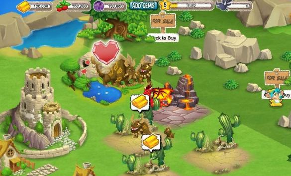 Dragon City Unlimited Gems Food And Gold Apk Download
