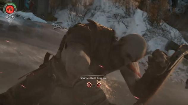 Guide God of war 4 screenshot 1