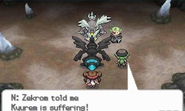 Guide Pokemon Black White 2 apk screenshot
