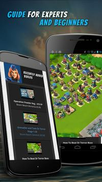 Guide for Boom Beach poster