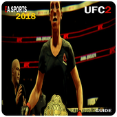 Guide UFC2 Game Sports 2018 icon