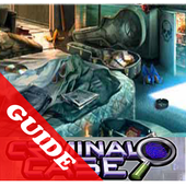 Guide criminal strategy case icon