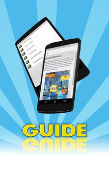 Guide For Despicable Me screenshot 1
