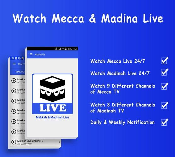 Watch makkah madinah live hd apk download free video players watch makkah madinah live hd apk download free video players editors app for android apkpure publicscrutiny Images