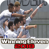 Guide Winning Eleven 2018 New icon
