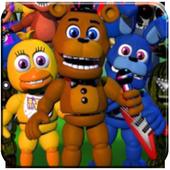 FREEtips FNAF WORLD (Five Nights At Freddy's World icon