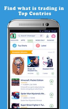 Guide Mobile1 Market apk screenshot