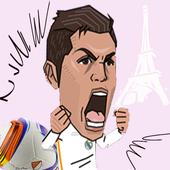 Cristiano Ronaldo:Kick'guide icon