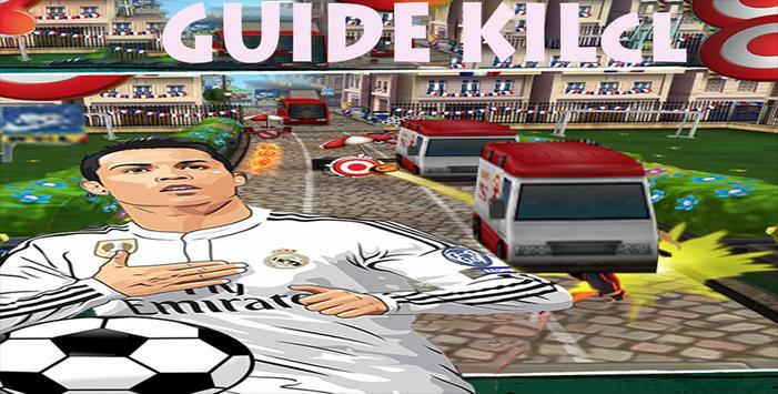 Cristiano Ronaldo:Kick'guide poster