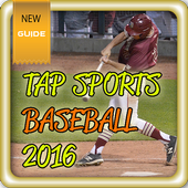 Guide Tap Sports Baseball 2016 icon