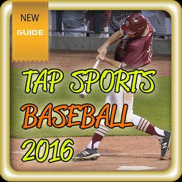 Guide Tap Sports Baseball 2016 poster