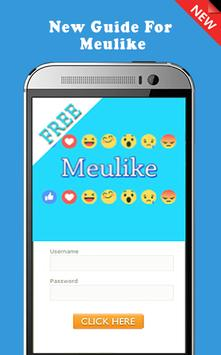 Free Meulike guide apk screenshot