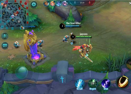 Guide for Mobile Legends apk screenshot