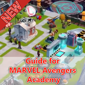 Guide for Avengers Academy icon
