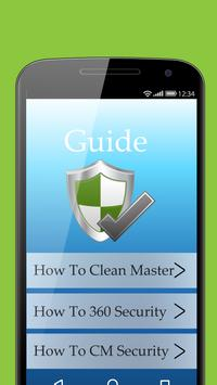 Antivirus for Android Guide screenshot 1