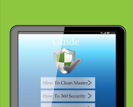 Antivirus for Android Guide screenshot 3